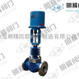 电动精小型单座高温调节阀ZAZP