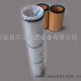 仓顶除尘器除尘滤筒 规格不同价格可议
