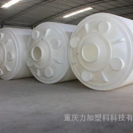 50吨化工液体储水罐立式耐酸碱PE储罐