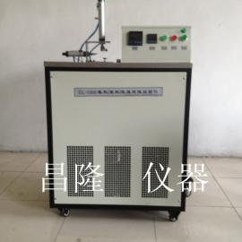 低温脆性试验机 低温脆性冲击试验机 塑料低温脆化试验仪