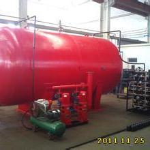 室内消防气体顶压给水设备