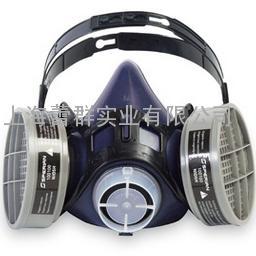 SURVIVAIR Premier系列硅胶半面罩