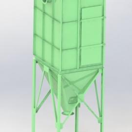塑料挤出机除尘器--艾尔环保烧结板