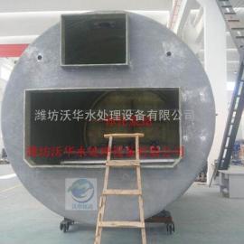 大同一体化预制泵站厂家首选沃华远达品牌