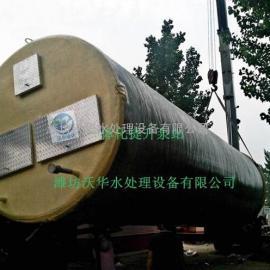 温州一体化污水提升泵站-南有吴川,北有温州