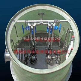 通化一体化预制泵站-污水提升泵站-五女峰传奇