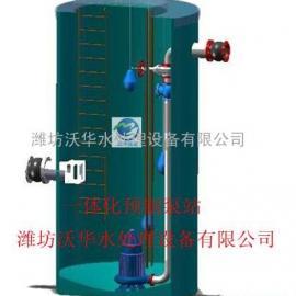 四平一体化污水提升泵站-叶赫那拉古城荣耀