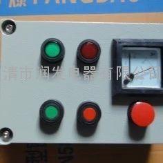BZC-A3B1D3防爆操作柱,3灯3钮2表防爆操作柱