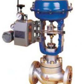 小口径笼式单座气动调节阀