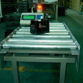 皮带输送机流水线滚筒电子秤,滚筒电子秤