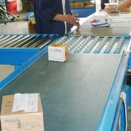 100公斤流水线滚筒电子秤,50KG轨道电子磅