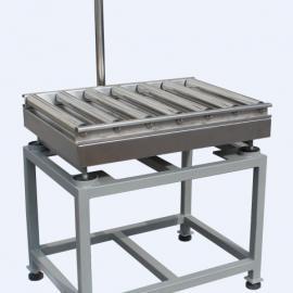 50kg流水线滚筒电子秤,150公斤托辊电子秤