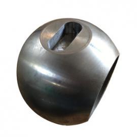 浮动球阀球体