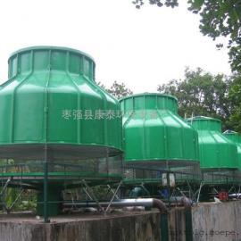 玻璃钢冷却塔,圆形逆流式冷却塔,方形横流式冷却塔