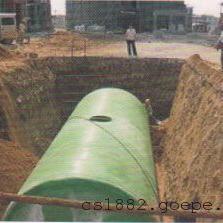 污水处理设备、玻璃钢化粪池