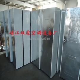 浴室、洗浴中心用立式水暖空调柜机、冷热水空调(3匹、5匹)