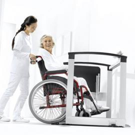 碳钢透析体重秤最低价格,轮椅电子秤 不锈钢轮椅秤特点―― ・表