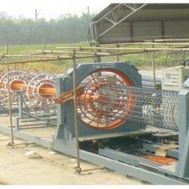 数控钢筋笼滚焊机