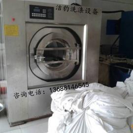 甘孜大型洗衣房设备配套服装水洗机的性能