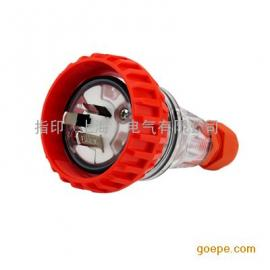 指印 户外防水插头 ZA66P310