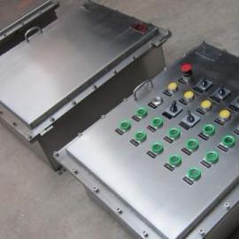 防爆电气控制箱 不锈钢316防爆控制箱