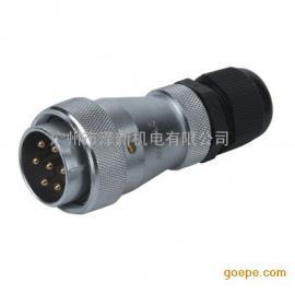 AF40-9TF防水插头插座工业连接器