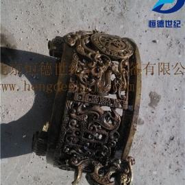铜像铸件高压水清砂机 铸件清砂机厂家