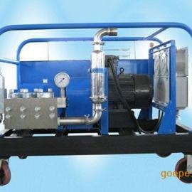 冷凝器管道清洗机