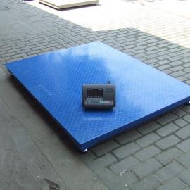 2.5*7米地磅,3t上海耀华电子地磅