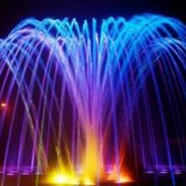 音乐喷泉、广场喷泉、花型系统喷泉