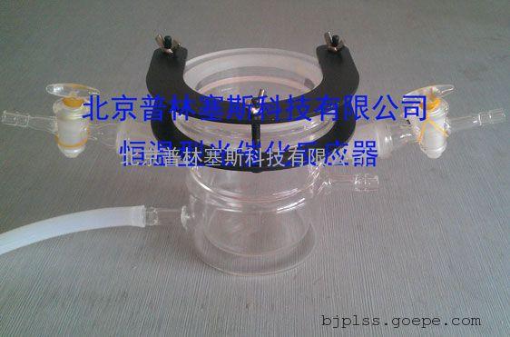 可控温光催化反应器