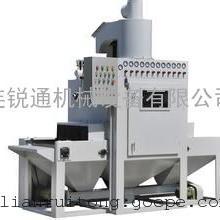 自动喷砂机/自动喷砂机厂家/大连锐通自动喷砂机
