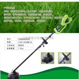 80V厘电池割灌机、充电式割灌机、节能环保、性能可靠