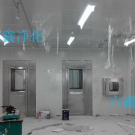 QS无尘车间装修|佛山QS净化间装修|佛山实验室装修