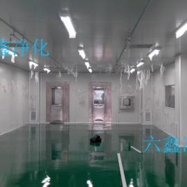 广州半导体车间装修公司,广州微电子车间装修公司