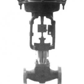 波纹管密封小口径气动单座调节阀