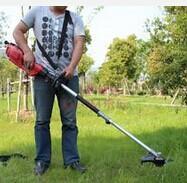 侧挂式800W电动割草机 电动割灌机 电动割草机