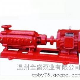 XBD-(W)型卧式多级消防泵_噪音低消防泵_喷淋消防泵_全盛消防泵