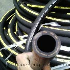 空压机胶管齐全,编织机编胶管厂家直销保成液压