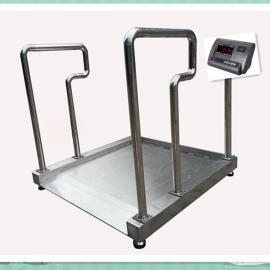 300公斤轮椅电子称,不锈钢轮椅电子称