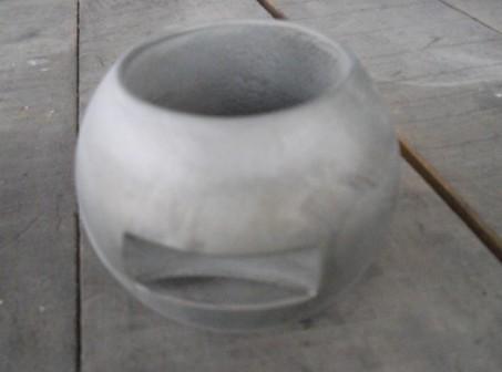 喷焊硬密封球体