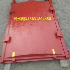 2*2米铸铁镶铜方闸门 PGZ铸铁拱形闸门报价