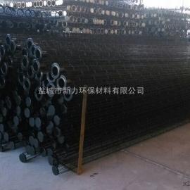 厂家供应耐高温防腐有机硅除尘袋笼