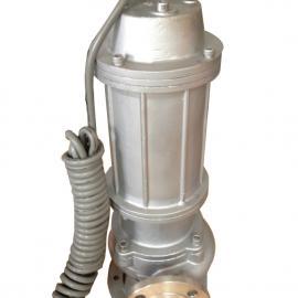 WQ系列不锈钢排污泵-不锈钢污水泵批发厂家