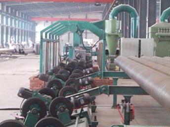 管道内外环氧粉末防腐设备 厂家直销价格