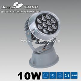 10W大功率投光灯,9Wled投射灯