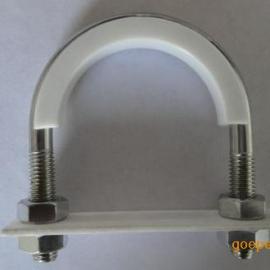 厂家直销供应耐腐蚀U型管夹优质抛光碳钢管夹
