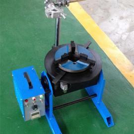 电动转台自动焊 焊接变位机焊接变位器带卡盘