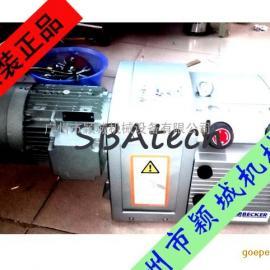 印刷机真空泵 DVT3.60/80/100,贝克节能气泵一吸一吹