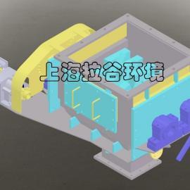 上海拉谷 1.5m3/h酸再生破碎机